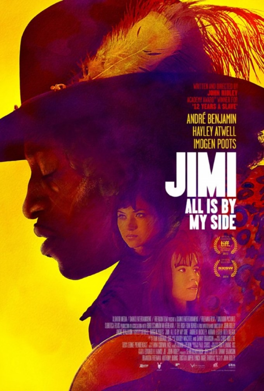 Jimi: All Is by My Side Photos