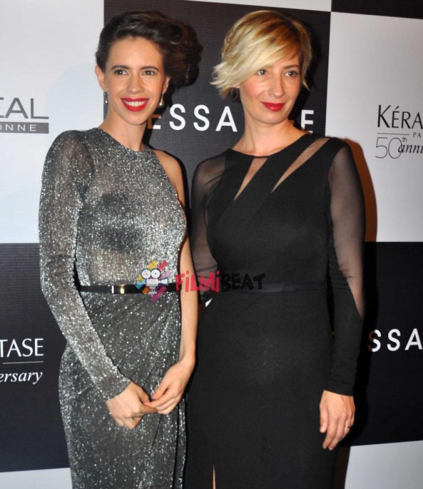 Kalki Koechlin At Dessange Fashion Show Photos