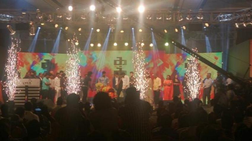 Kaththi Audio Launch Photos