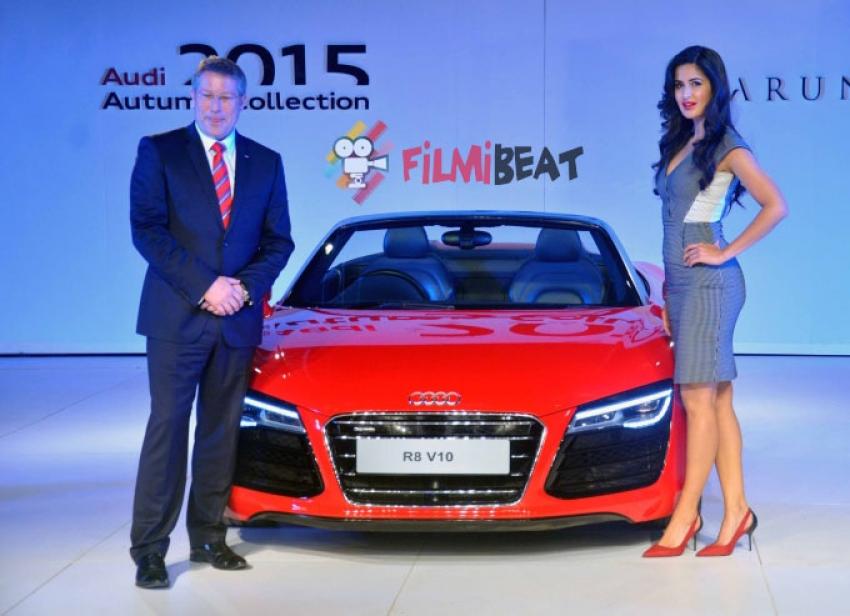 Audi 2015 Autumn Collection Photos