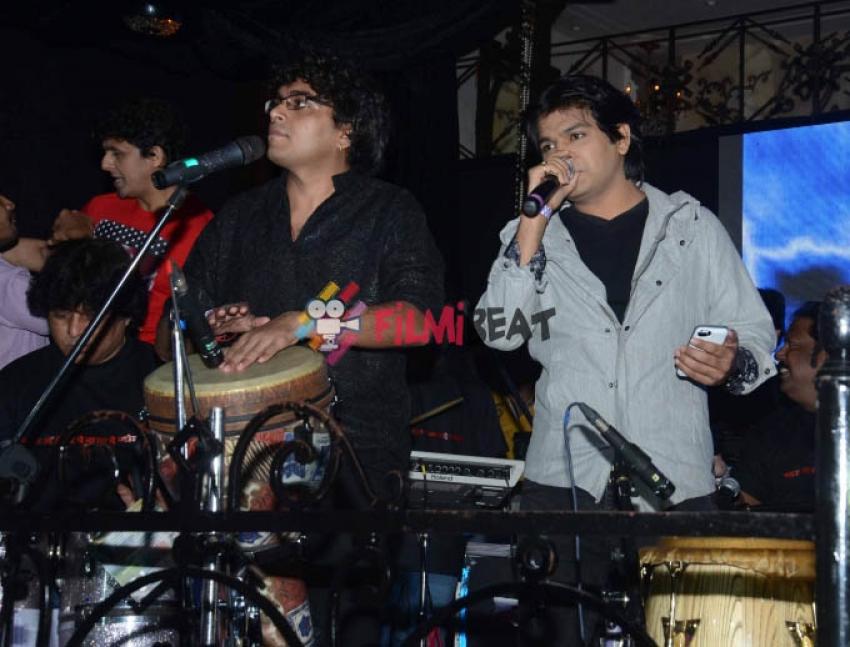 Tamanchey Film Pyaar Mein Dil Pe Song Launch Photos