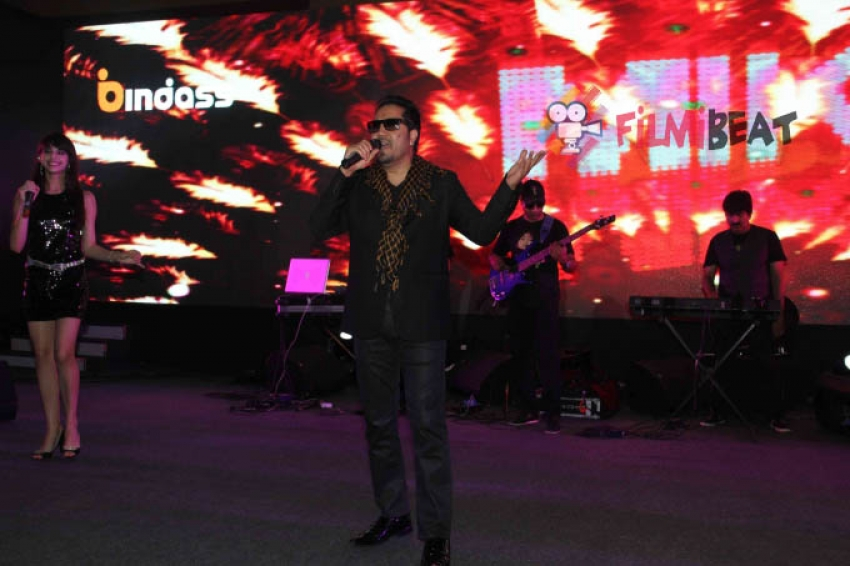 Bindass Play Channel Launch Photos