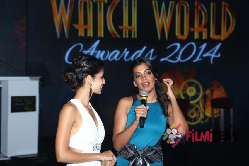 Watch World Awards - 2014 Photos