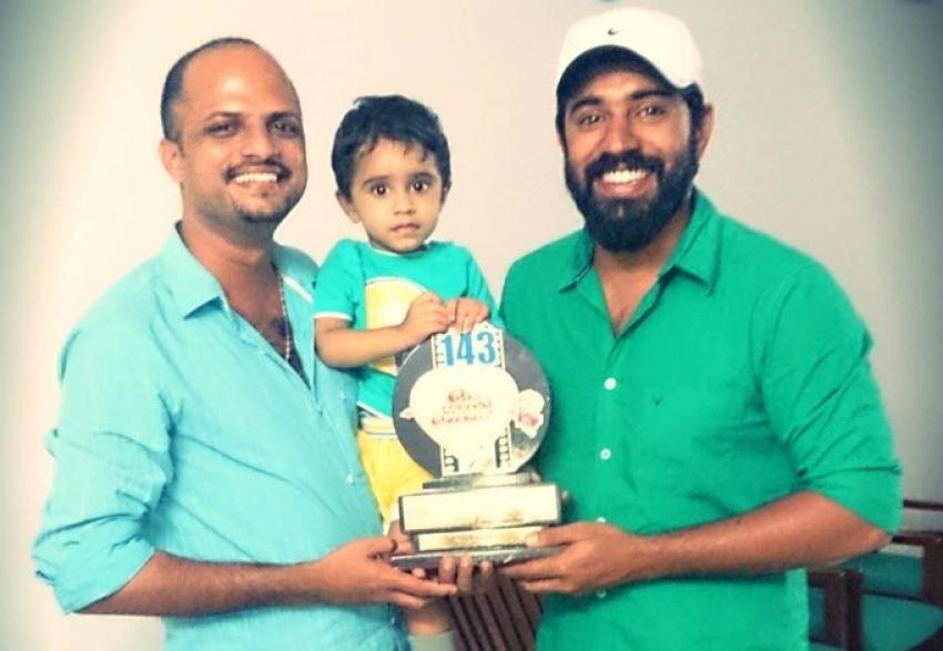 Ohm Shanthi Oshaana Success Meet Photos