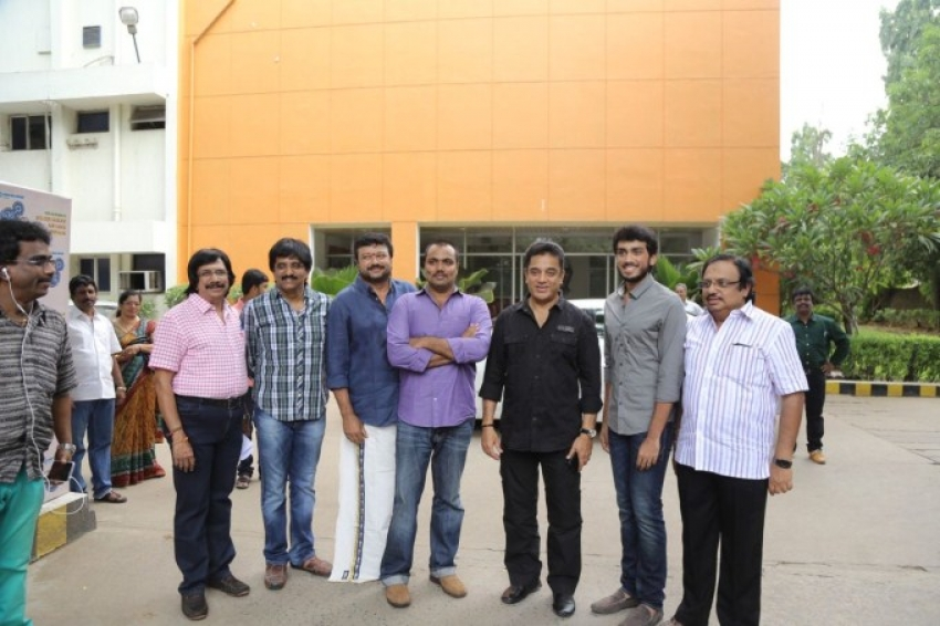 Oru Pakka Kathai Movie Launch Photos