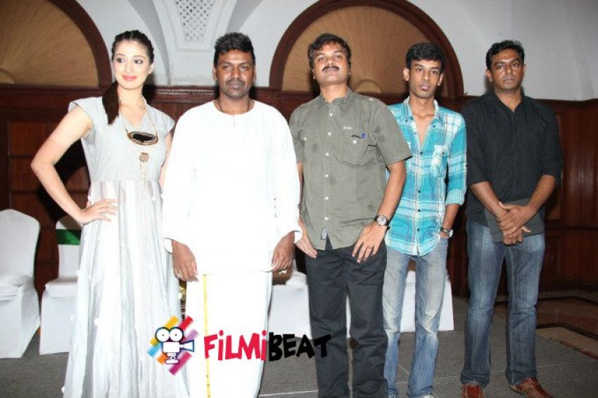 Oru Ticketla Rendu Cinema Press Meet Photos
