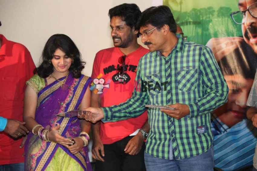 Parampara Dev and Malli Raadoy Life Movies Audio Launch Photos