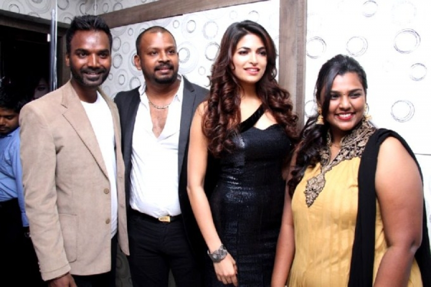 Parvathy Omanakuttan launches Toni and Guy Essensuals Photos