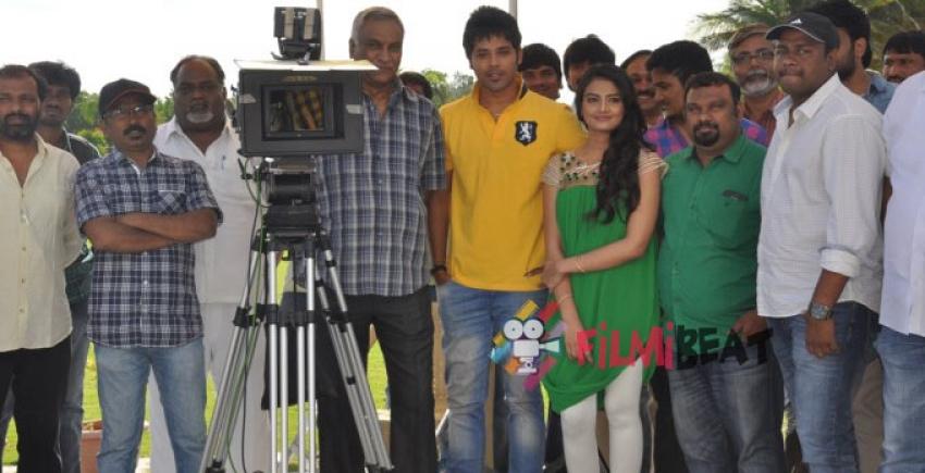 Pesarattu Movie Launch Photos