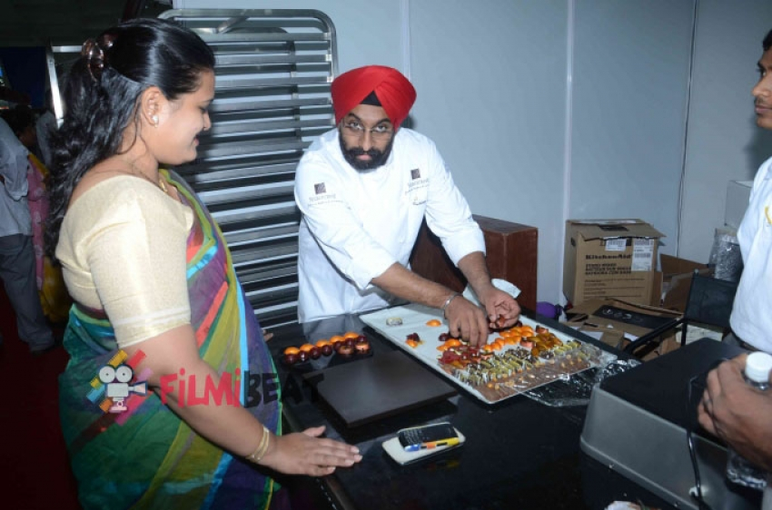 Pre-Selection of World Chocolate Masters India Competition Photos