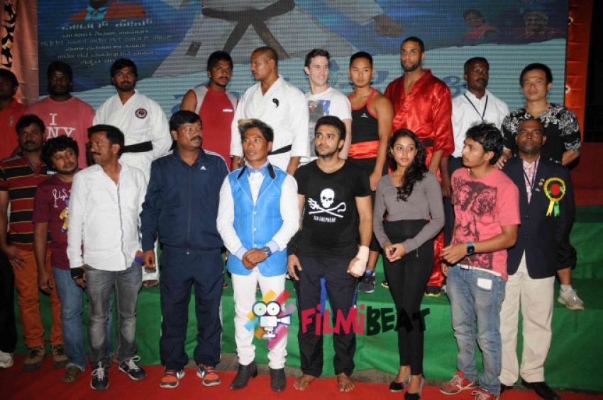 Prema Pallaki Movie Launch Press Meet Photos