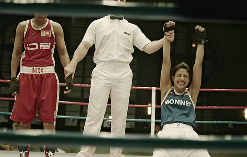 Mary Kom Photos