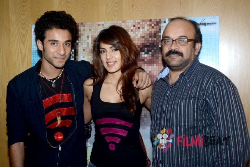 Sonali Cable Press Conference Photos