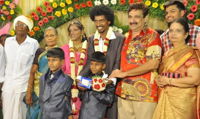 Sentrayan Wedding Reception Photos