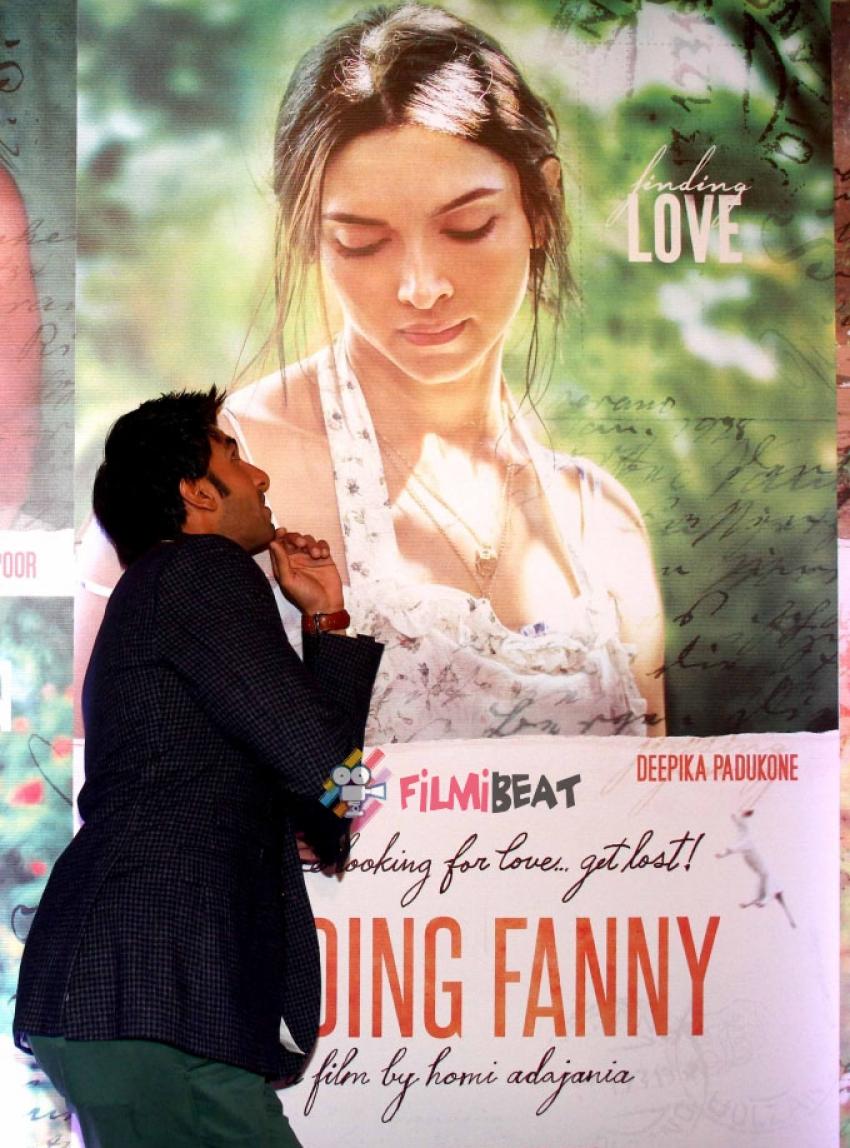 Finding Fanny Film Success Bash Photos