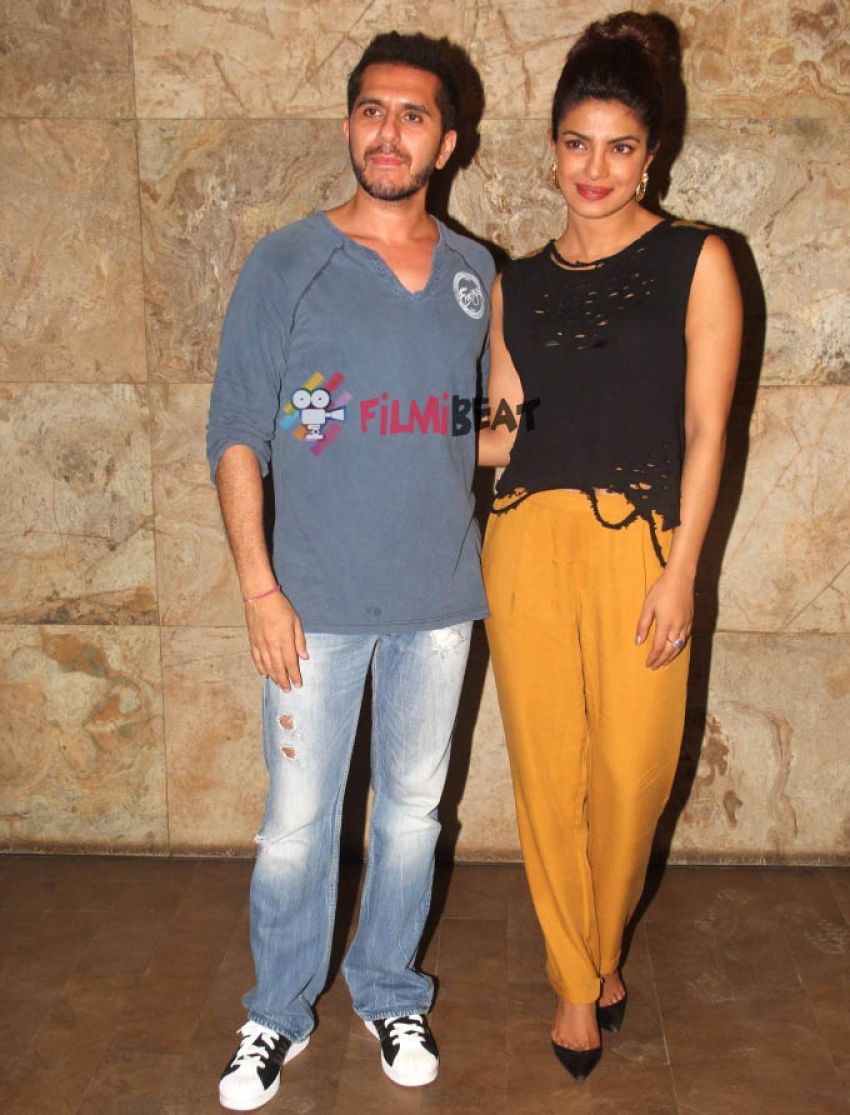 Mary Kom Special Screening with Ritesh Sidhwani and Priyanka Chopra Photos