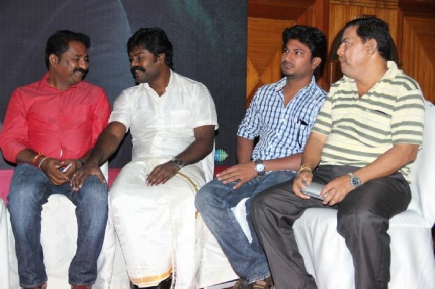 Salim Movie Success Meet Photos