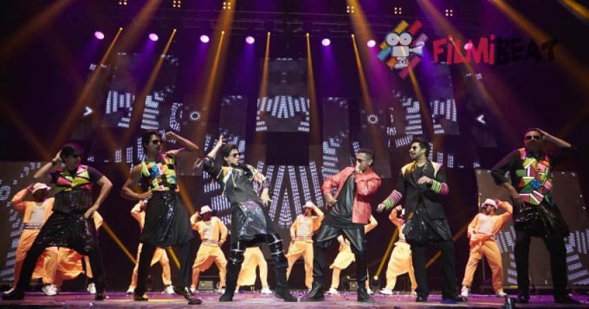SLAM! The Tour - Bollywood Extravaganza At Toyota Center in Houston Photos