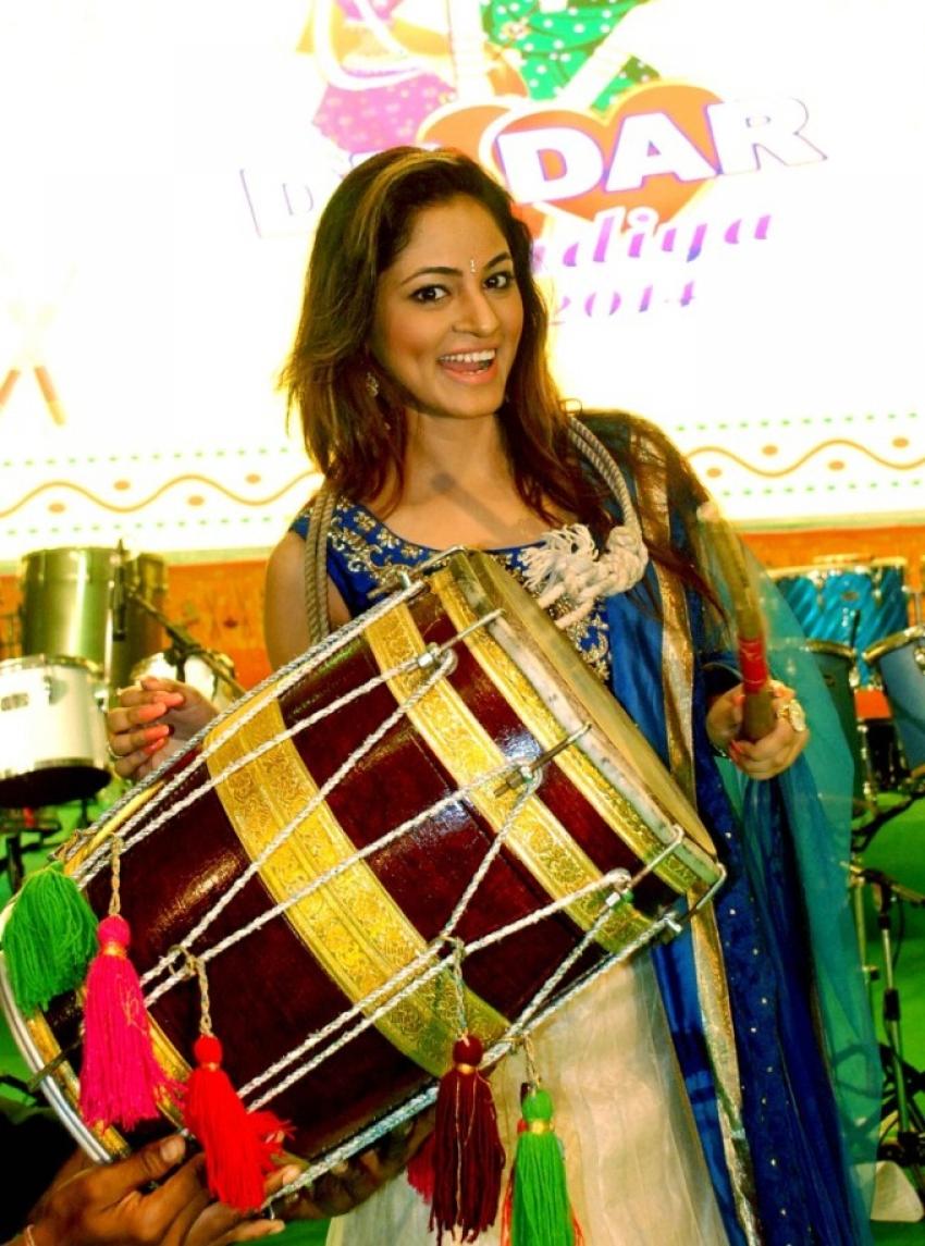 Dildar Dandiya 2014 Photos
