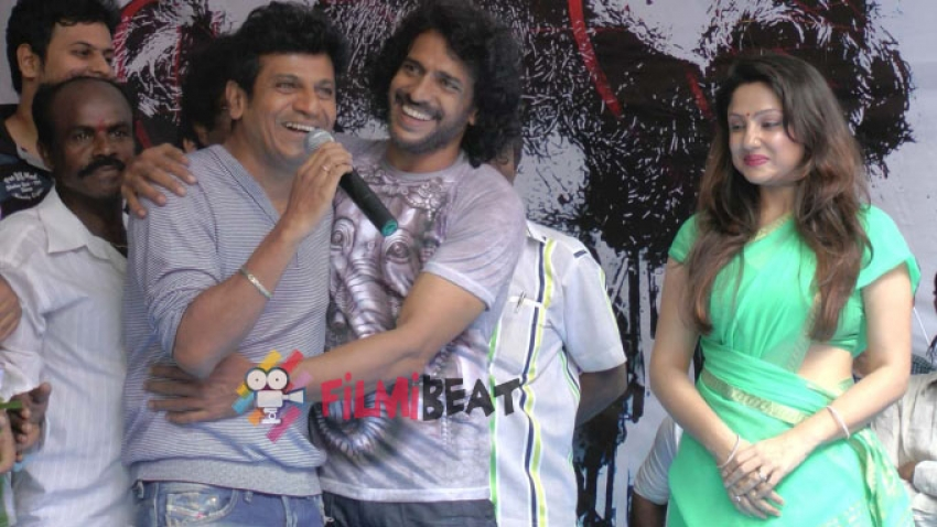 Upendra 46th Birthday Celebration Photos