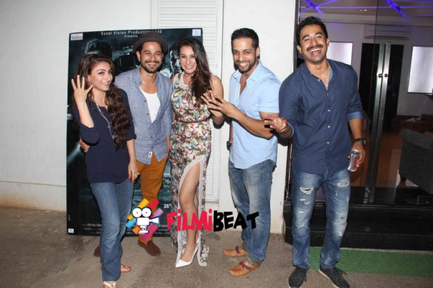 Special Screening Of 3 AM At Sunny Super Sound Photos