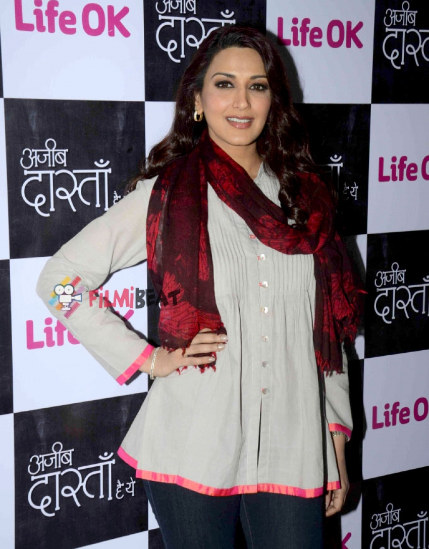 Launch Of Life OK Channel Serial 'Ajeeb Daastaaan Hain Ye' Photos