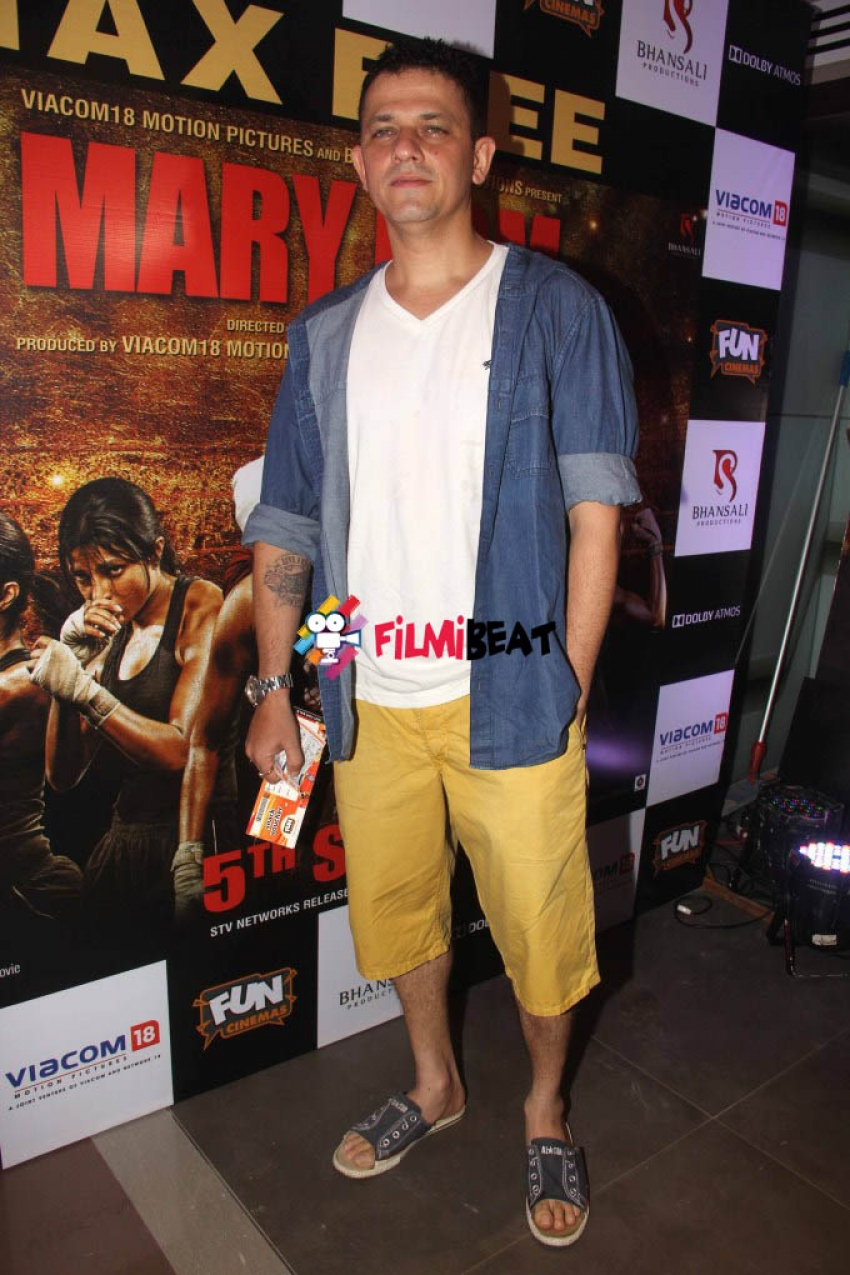 Special Screening of Mary Kom  at Fun Republic Photos