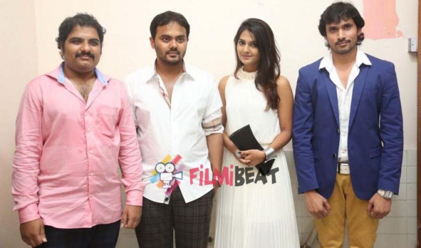 Sri Nilayam Trailer Launch Photos