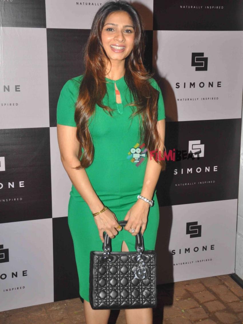 'SIMONE' Store Launch Photos