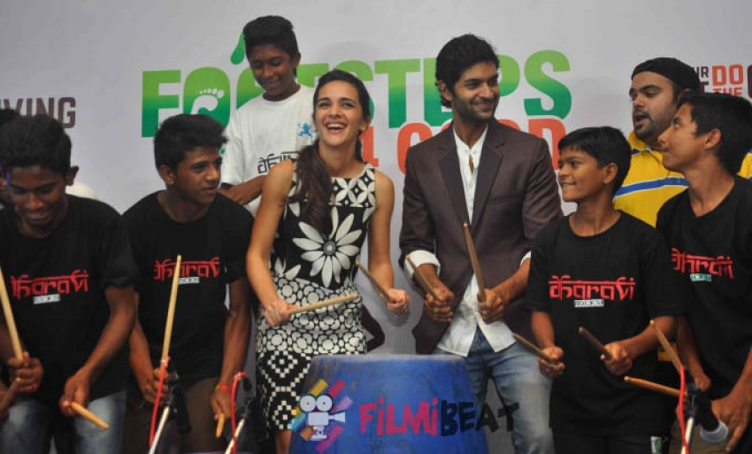 Purab Kohli And Tara Sharma At 'Footsteps 4 Good' Fund Raiser Event Photos