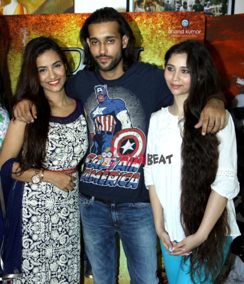 Desi Kattey Press Meet Photos