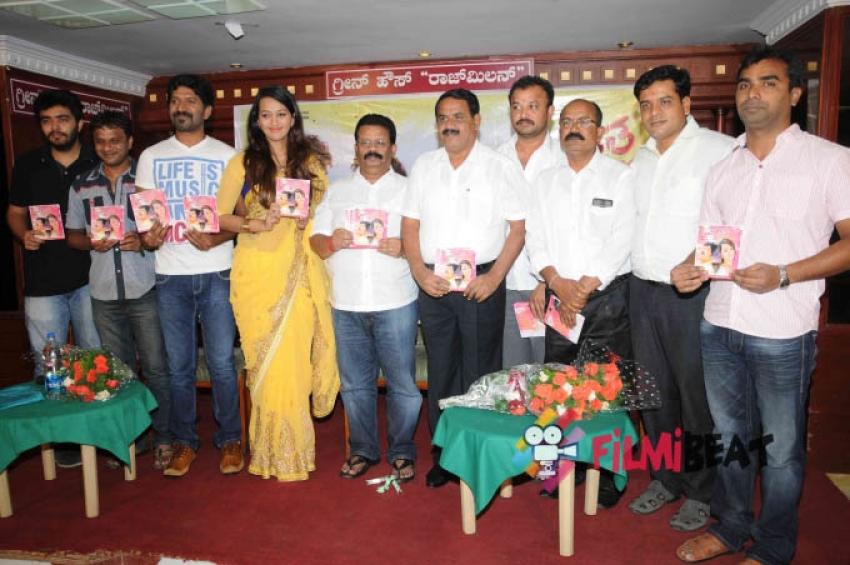 Usirigintha Neene Hattira Movie Press Meet Photos