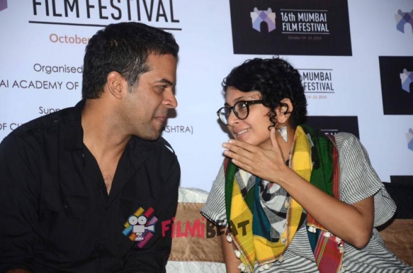 16th Mumbai Film Festival Press Meet Photos