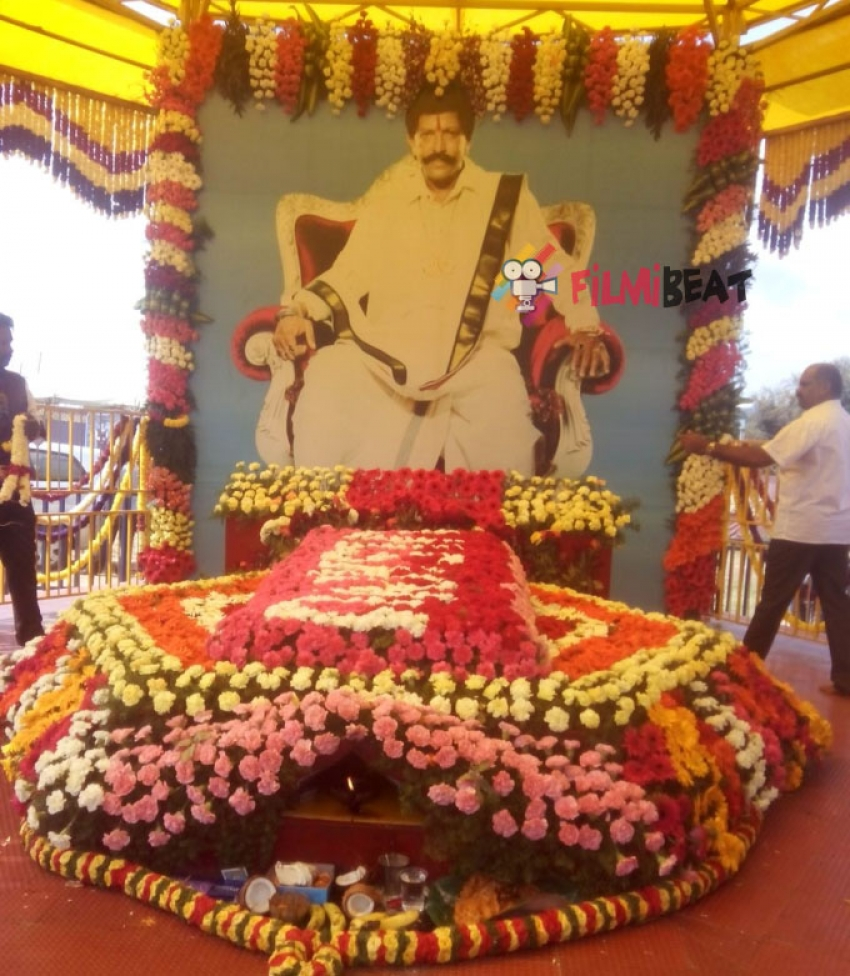 Vishnuvardhan Birth Anniversary Photos
