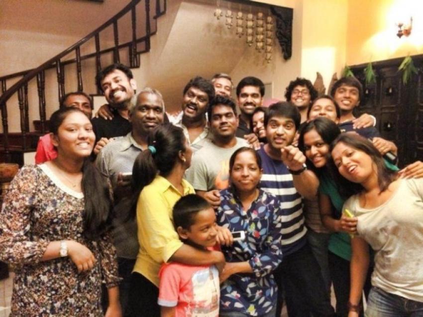 Yuvan Shankar Raja Birthday Celebration 2014 Photos