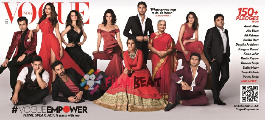 A. R. Rahman Launches Album 'Raunaq' Dedicated To Vogue Empower Photos
