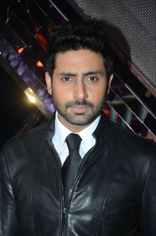 Abhishek Bachchan Promotes Happy New year on India's Raw Star Photos