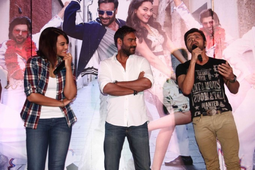 Keeda Song Launch From Action Jackson Photos