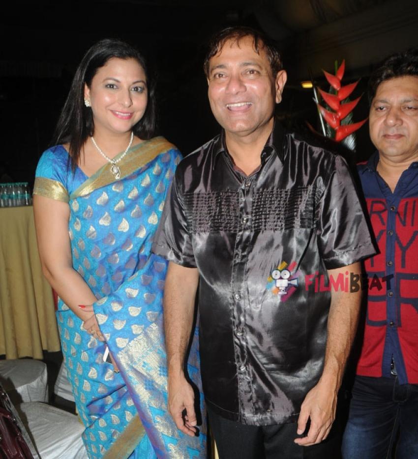 Ajay Kaul's Birthday Celebration Photos