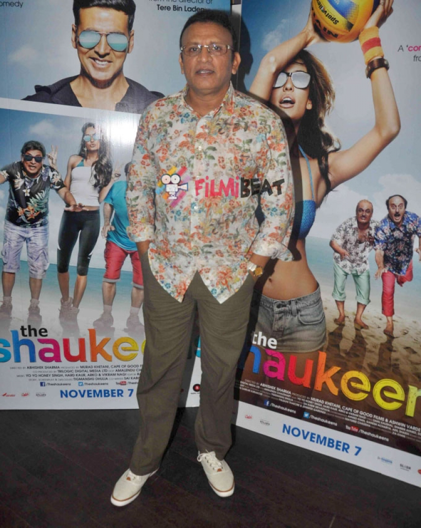 Media Interactions Of 'The Shaukeens' Photos