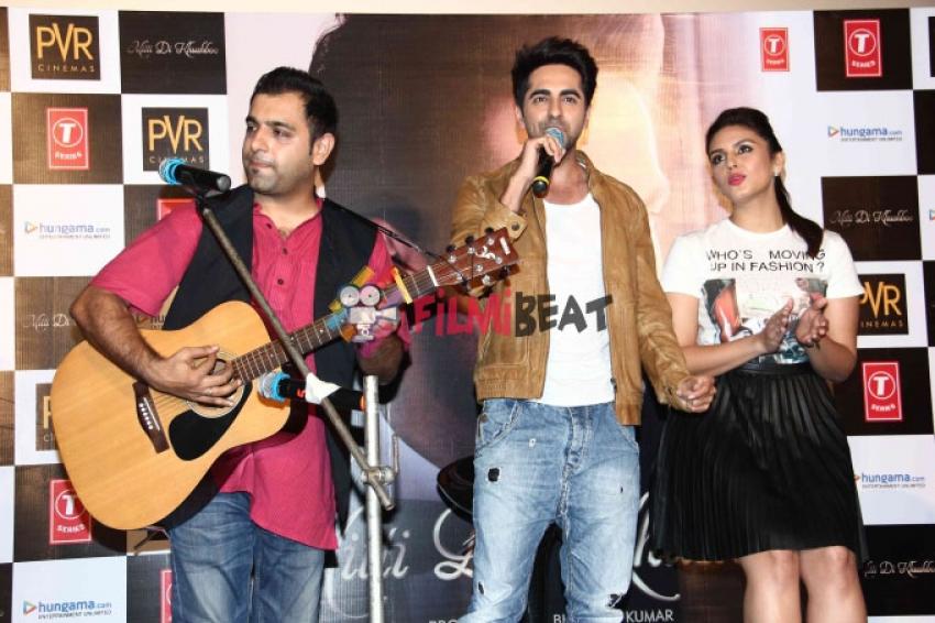 Ayushmann Khurrana's 'Mitti Di Khushboo' Album Launch Photos