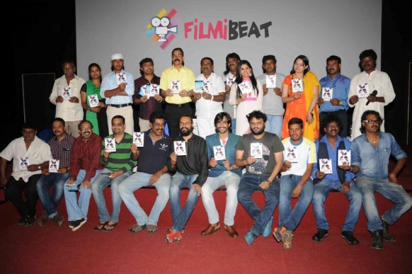 Benkipatna Film Audio Release Photos