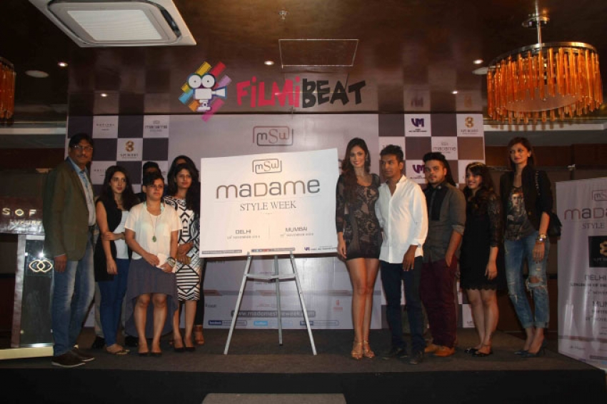 Announce Of 'Madame Style Week' Photos