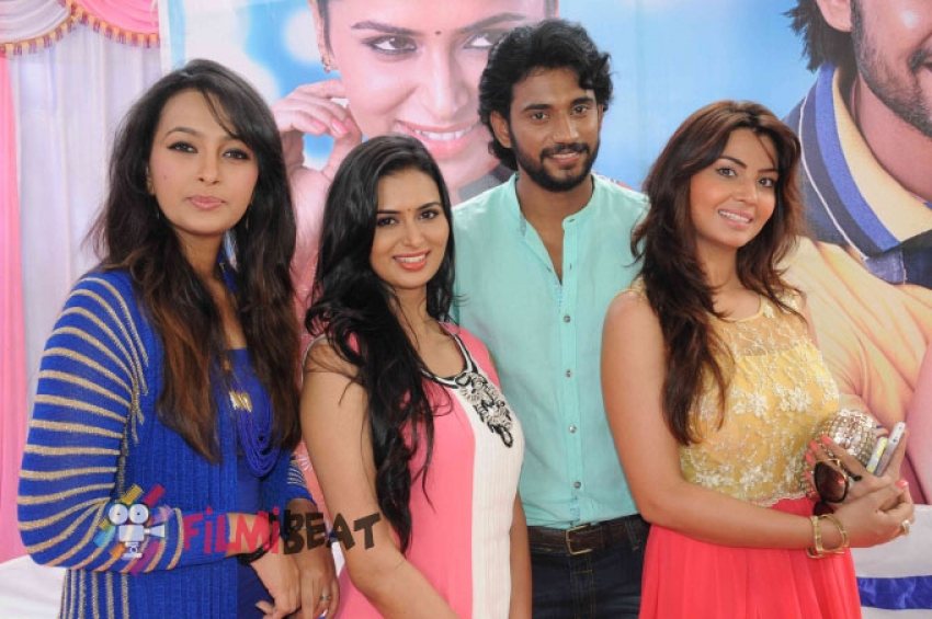 Chinna Chinna Aase Movie Launch Photos