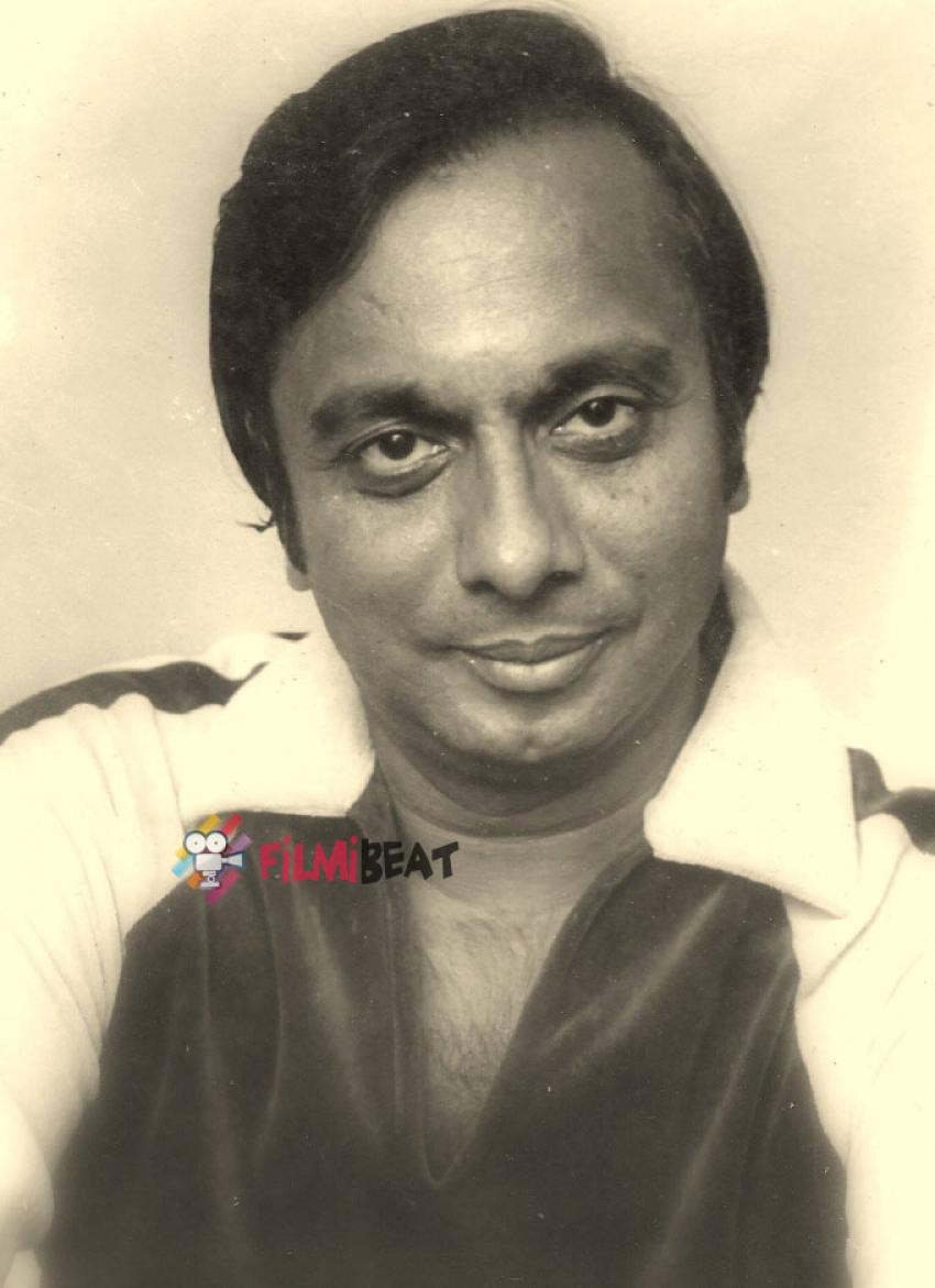 Cinematographer Ashok Kumar's Rare and Unseen Photos