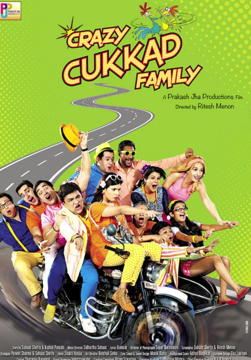 Crazy Cukkad Family Photos