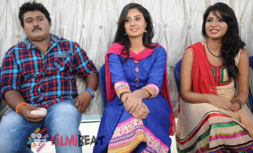 Deal Raja Movie Press Meet Photos