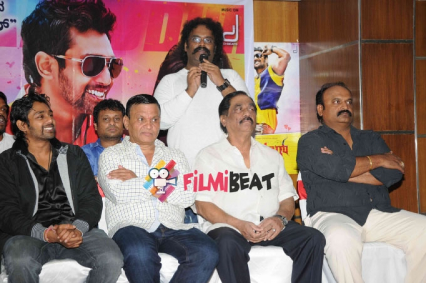 Bahaddur Film Success Meet Photos