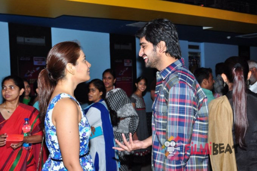 Dikkulu Chudaku Ramayya Movie Premiere Show Photos