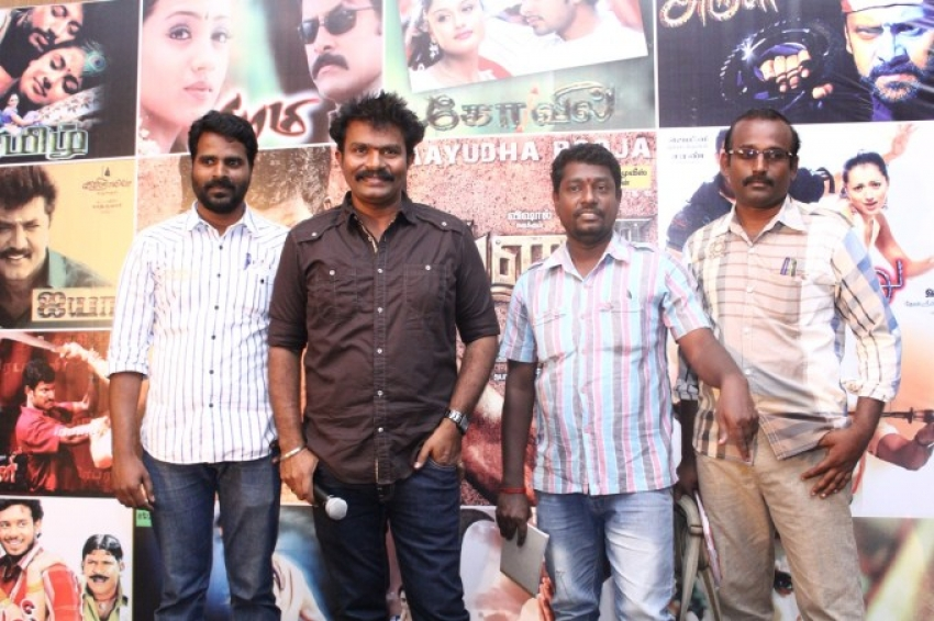 Director Hari Press Meet Photos